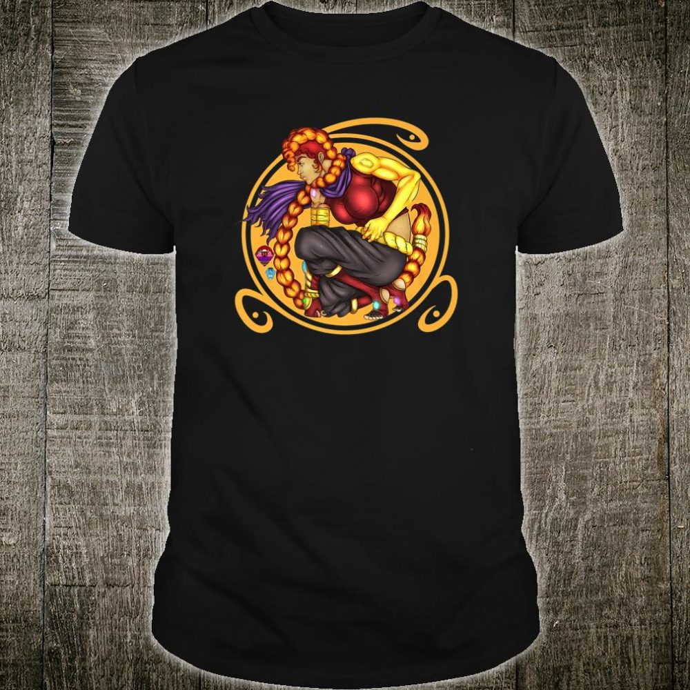 Shaolin Moorz Rai-Lyn Shirt