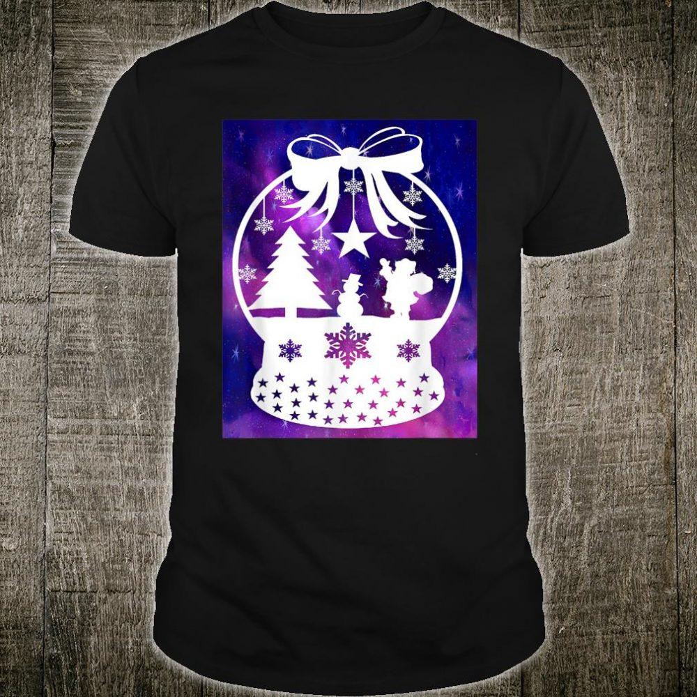 Snow Globe Christmas Shirt