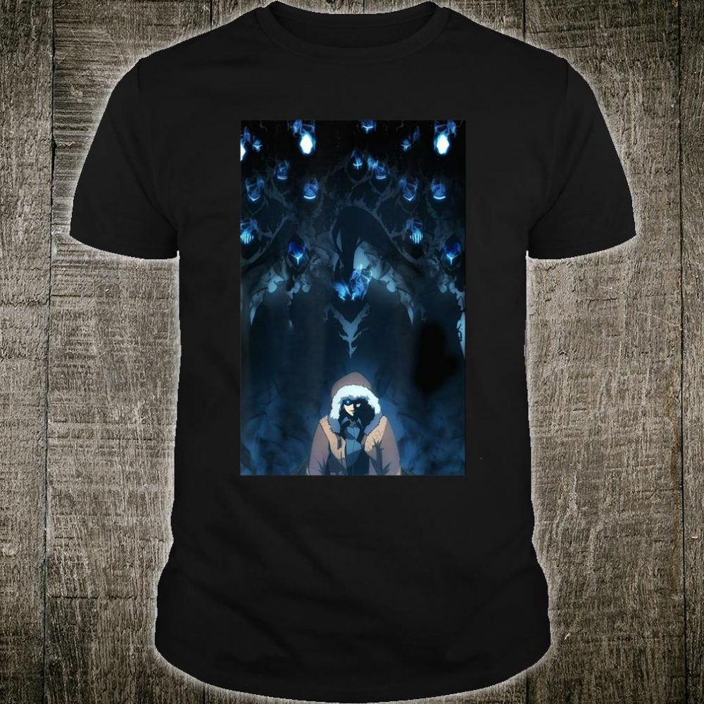 Solo Cools Anime Leveling Shirt