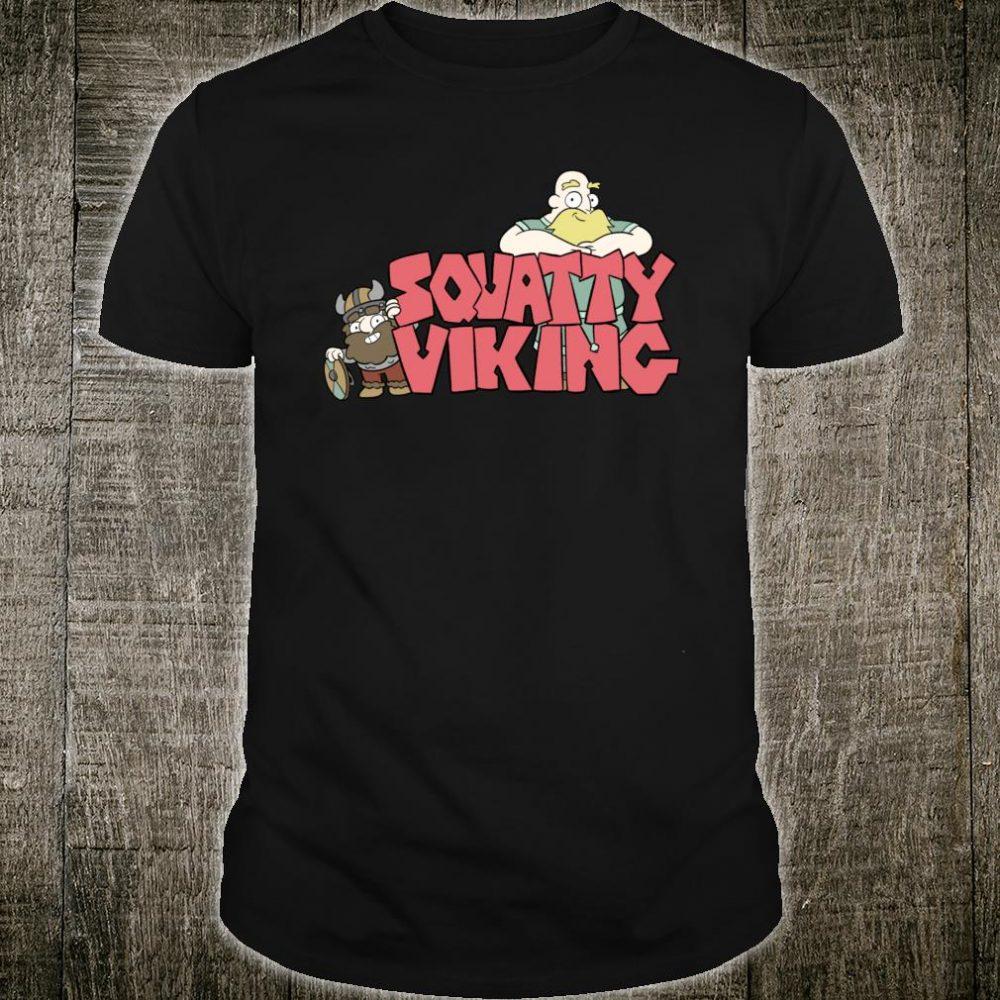 Squatty Viking Shirt