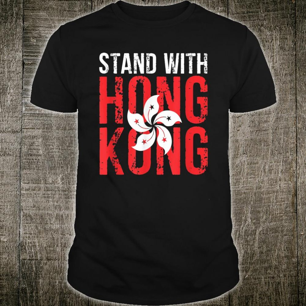 Stand With Hong Kong Shirt