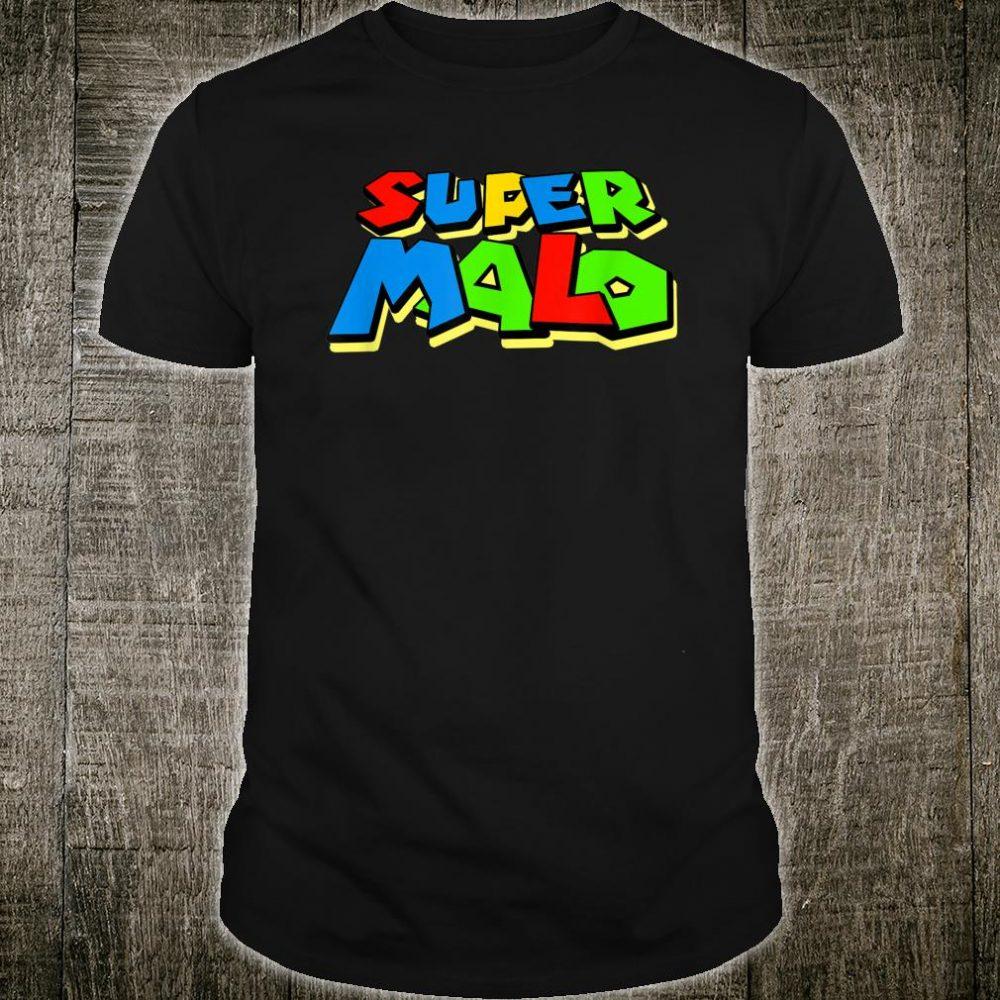 Super Malo Retro 64 Fun Shirt