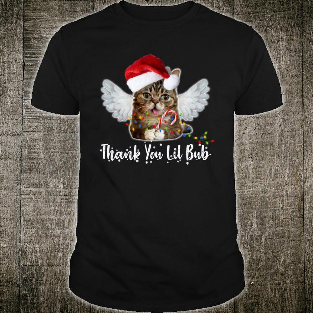 Thank You Lil-Bub Die Shirt