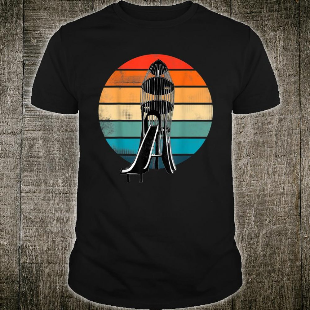The Rocket! Childhood playground memories. Shirt
