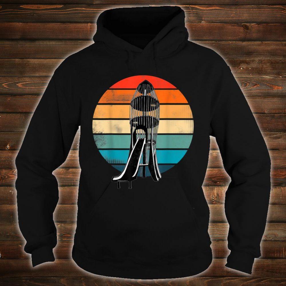 The Rocket! Childhood playground memories. Shirt hoodie