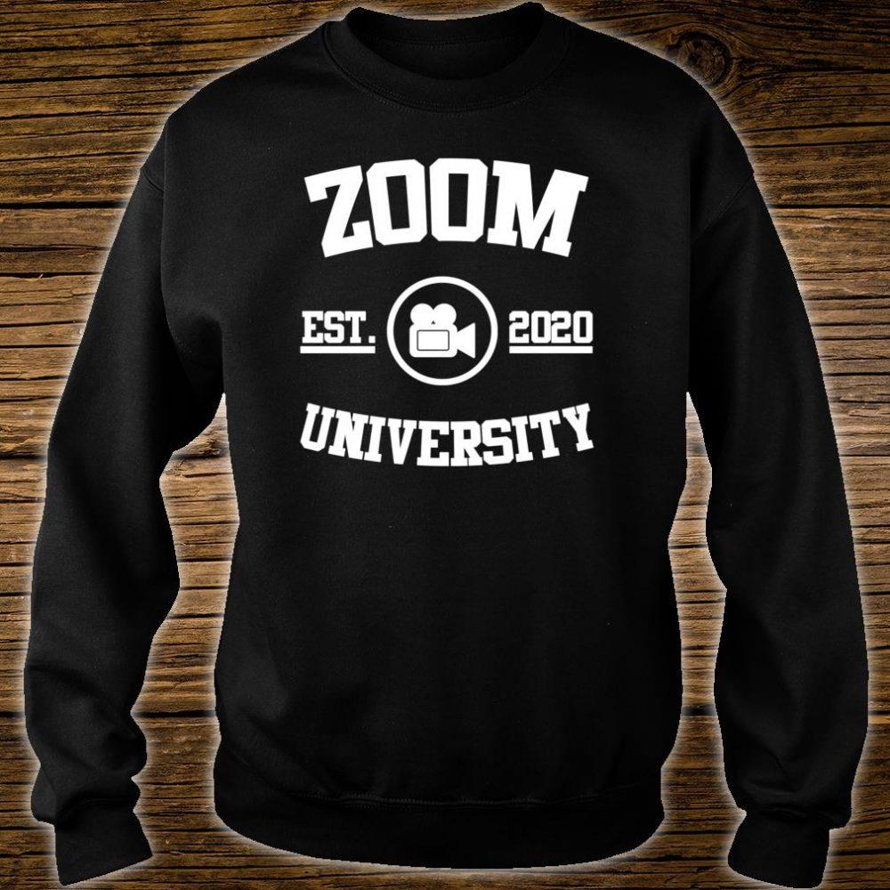 Zoom University Shirt sweater