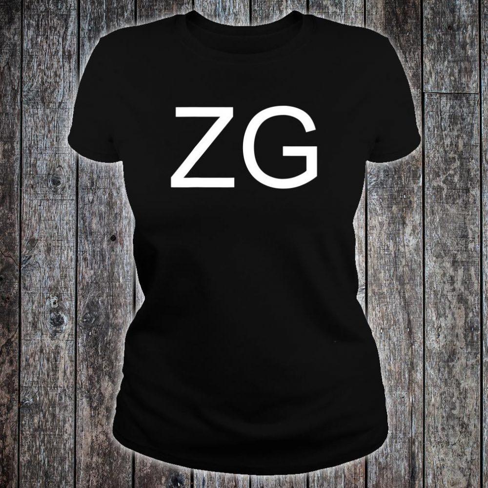 Zynergy Gaming Logo Shirt ladies tee