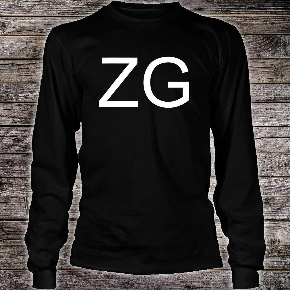 Zynergy Gaming Logo Shirt Long sleeved